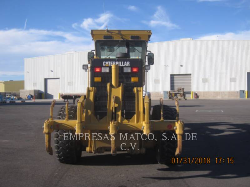 CATERPILLAR MOTORGRADERS 140 K equipment  photo 4