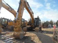CATERPILLAR EXCAVADORAS DE CADENAS 329EL HMR equipment  photo 3