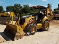 Equipment photo CATERPILLAR 416E RETROESCAVADEIRAS 1