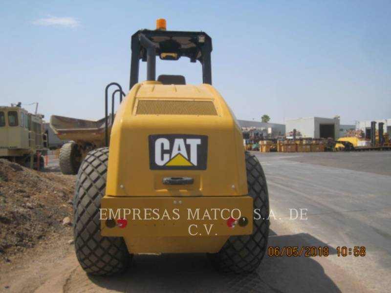 CATERPILLAR COMPATTATORE A SINGOLO TAMBURO VIBRANTE LISCIO CS54BLRC equipment  photo 3