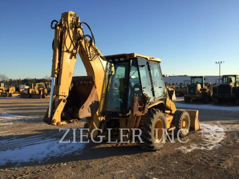 CATERPILLAR TERNE 420D equipment  photo 4