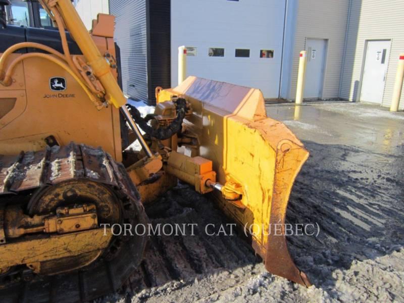 JOHN DEERE TRACTEURS SUR CHAINES 750CL equipment  photo 4