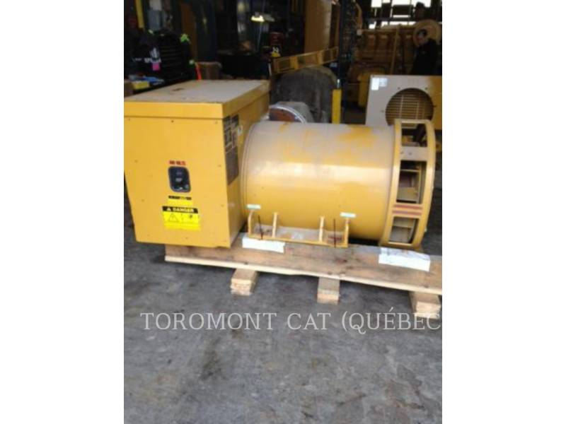 CATERPILLAR COMPONENTES DE SISTEMAS SR4 750KW 600V equipment  photo 1