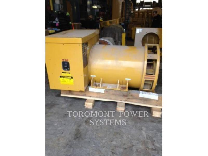 CATERPILLAR COMPOSANTS DE SYSTÈMES SR4 750KW 600V equipment  photo 1
