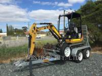 Equipment photo Caterpillar 301.7D EXCAVATOARE PE ŞENILE 1