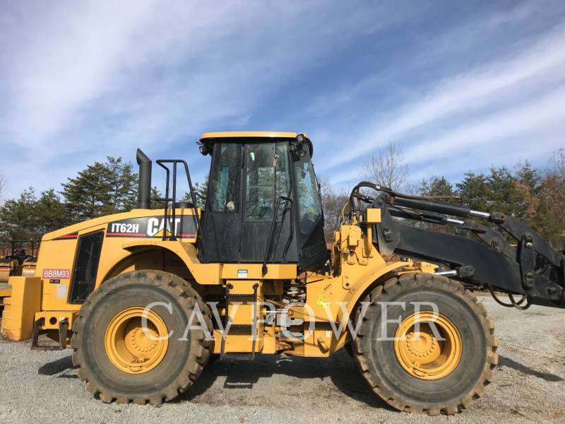 CATERPILLAR WHEEL LOADERS/INTEGRATED TOOLCARRIERS IT62H equipment  photo 4