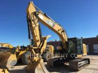 CATERPILLAR PELLES SUR CHAINES 320E LRRTH equipment  photo 1