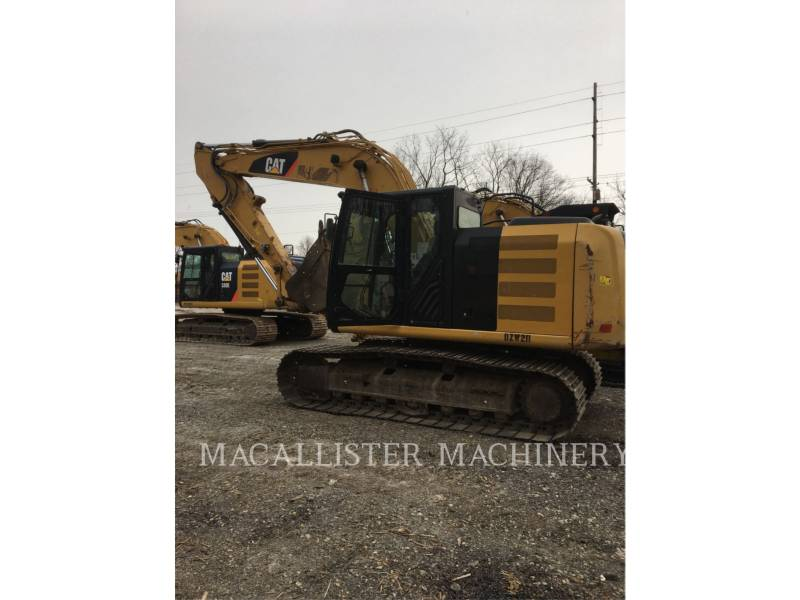 CATERPILLAR KOPARKI GĄSIENICOWE 316EL equipment  photo 1