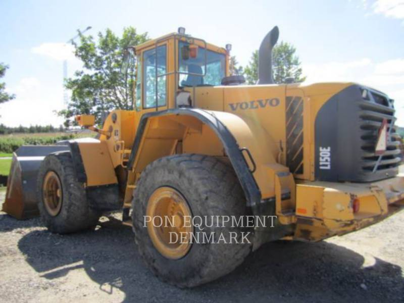 VOLVO CONSTRUCTION EQUIP BRASIL WHEEL LOADERS/INTEGRATED TOOLCARRIERS L150E equipment  photo 13