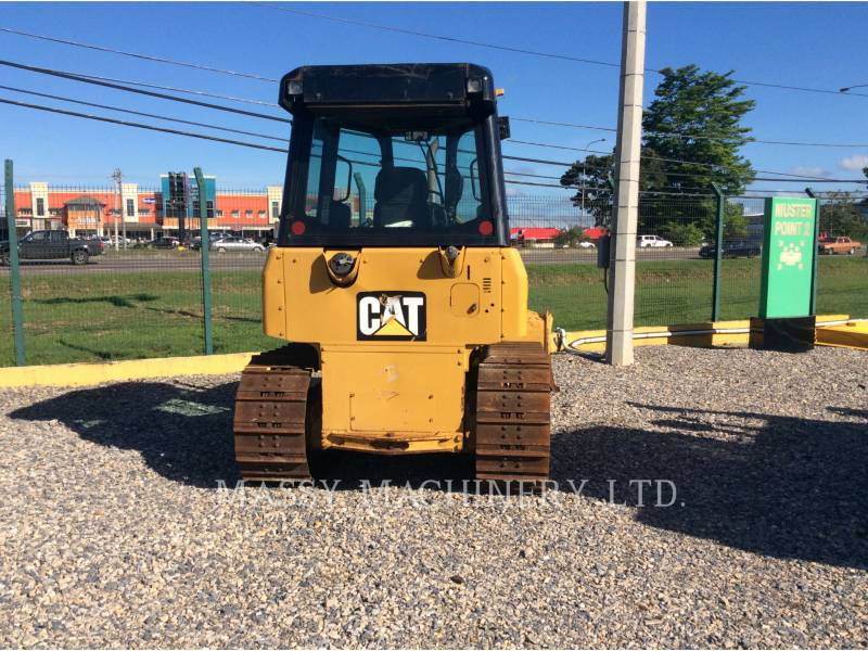 CATERPILLAR TRACK TYPE TRACTORS D4K equipment  photo 3