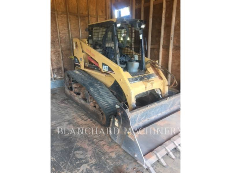 CATERPILLAR MULTI TERRAIN LOADERS 277B equipment  photo 1