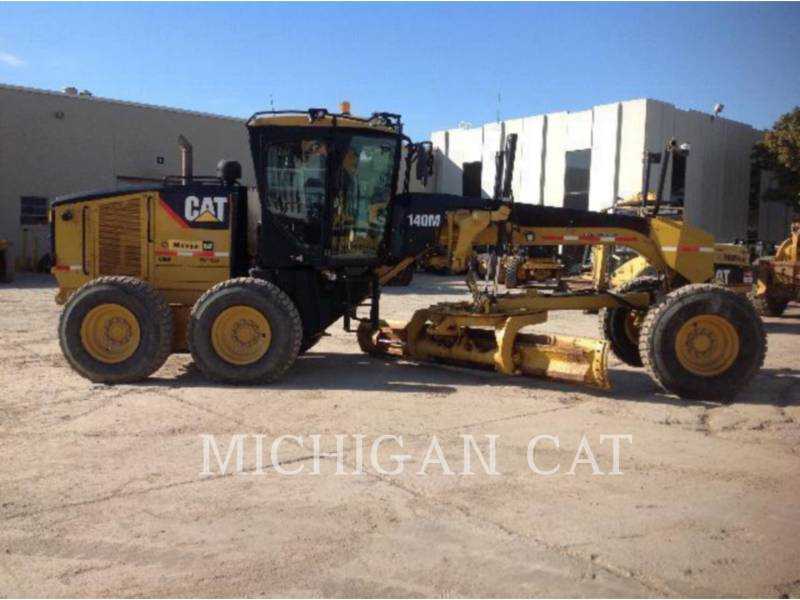 CATERPILLAR MOTOR GRADERS 140M equipment  photo 10