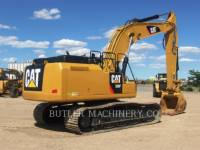 CATERPILLAR KETTEN-HYDRAULIKBAGGER 336 F L equipment  photo 4