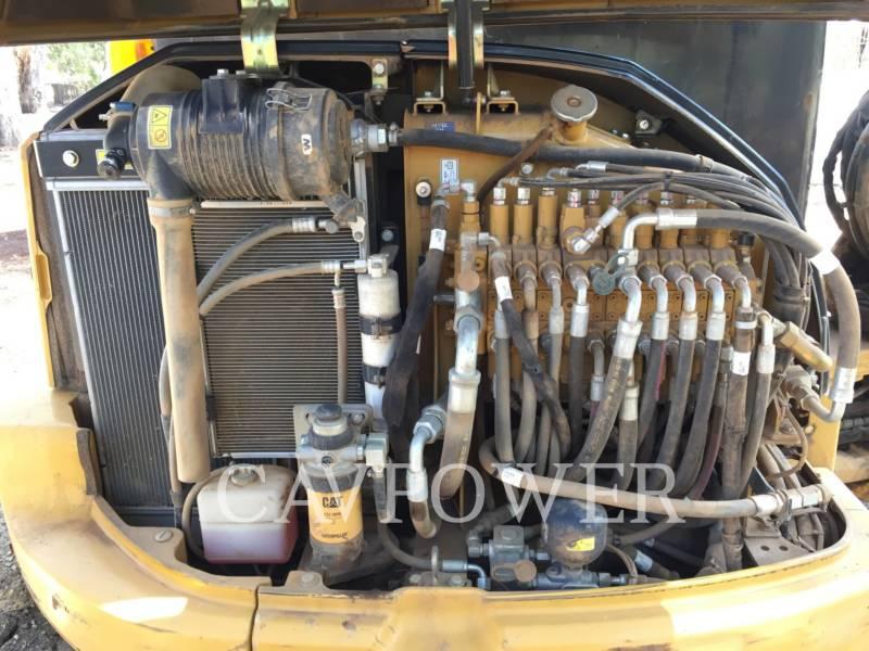 CATERPILLAR TRACK EXCAVATORS 305DCR equipment  photo 14