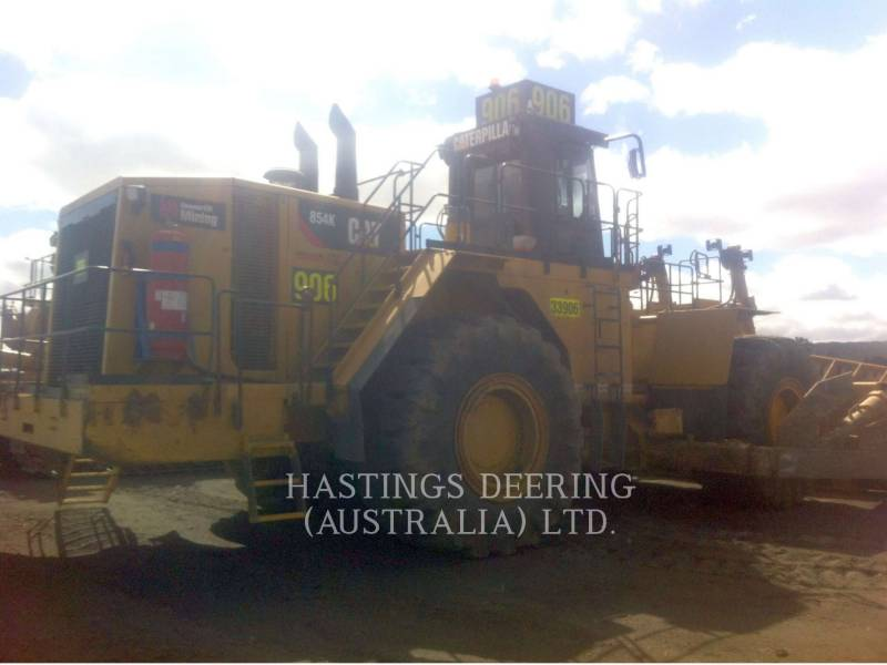 CATERPILLAR WHEEL DOZERS 854K equipment  photo 4