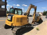 CATERPILLAR KETTEN-HYDRAULIKBAGGER 308E2CRSB equipment  photo 4