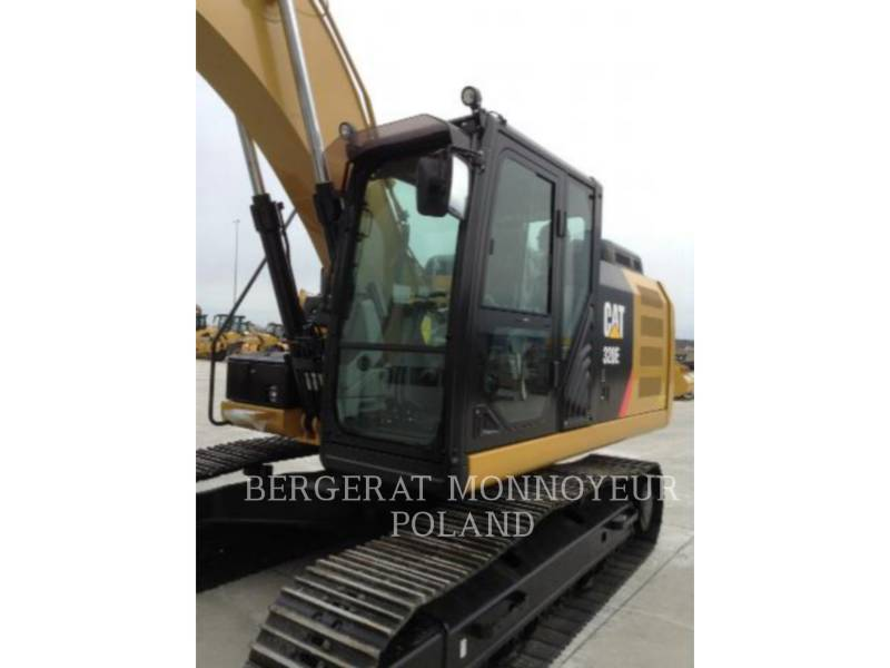 CATERPILLAR EXCAVADORAS DE CADENAS 320 E L equipment  photo 4