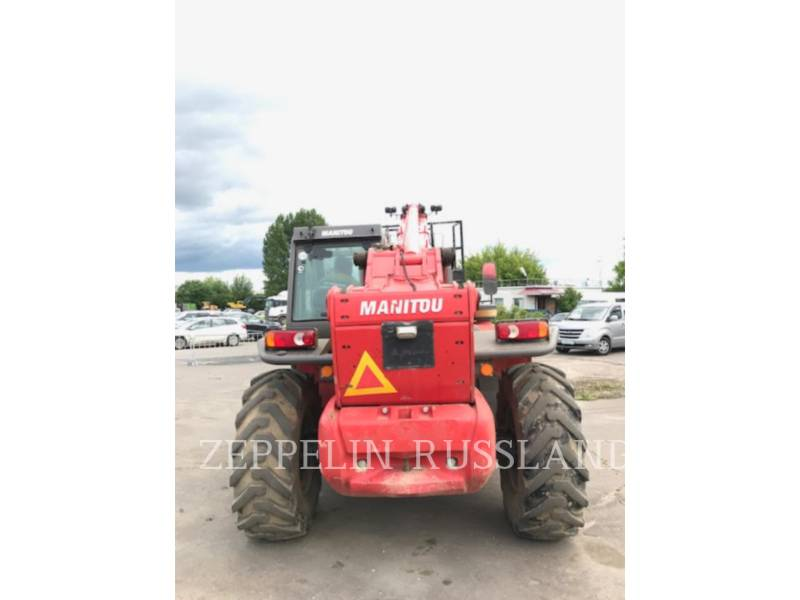 MANITOU BF S.A. TELEHANDLER MT-X 1740 SLT equipment  photo 5