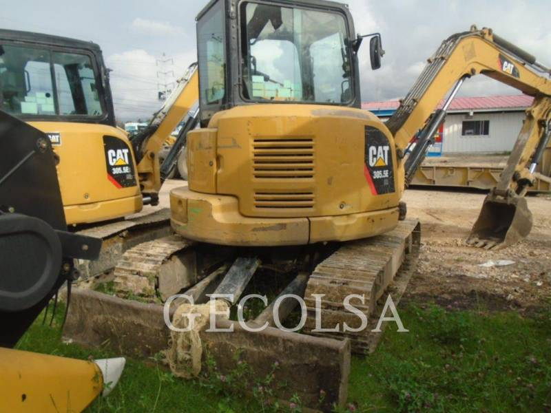 CATERPILLAR TRACK EXCAVATORS 305.5ECR equipment  photo 2