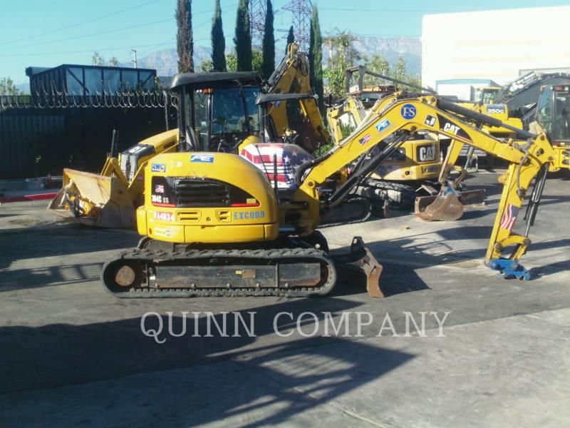 CATERPILLAR TRACK EXCAVATORS 304CCR equipment  photo 1