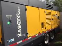 Equipment photo ATLAS-COPCO XAS1800CD AIR COMPRESSOR 1