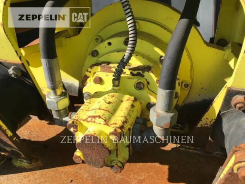 RAMMAX  VIBRATORY PLATE COMPACTOR Prim.-Prod. Komponen equipment  photo 8