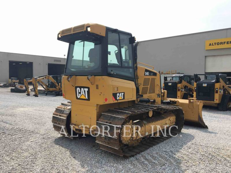 Caterpillar TRACTOARE CU ŞENILE D4K2LGP equipment  photo 4