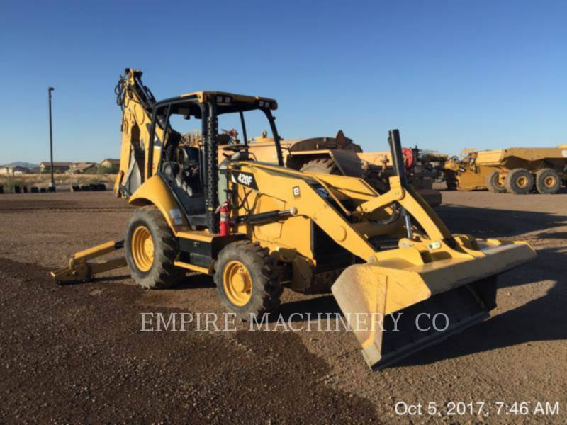 Caterpillar BULDOEXCAVATOARE 420F 4EO P equipment  photo 1