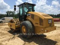 CATERPILLAR COMPACTEUR VIBRANT, MONOCYLINDRE LISSE CS66B equipment  photo 3