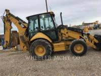 CATERPILLAR BAGGERLADER 420E ITECF equipment  photo 3