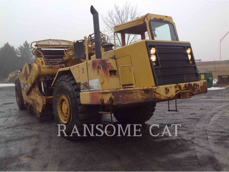CATERPILLAR MOTOESCREPAS 615CII equipment  photo 4