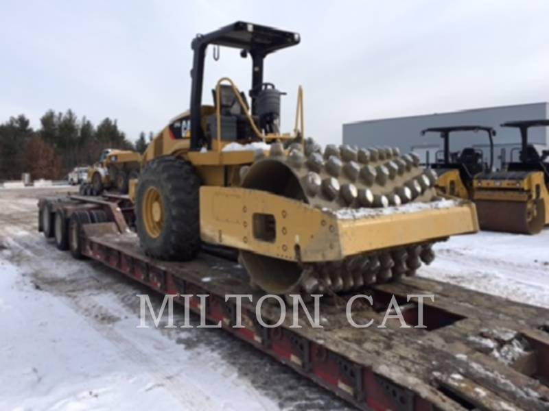 CATERPILLAR COMPACTORS CP56 equipment  photo 2