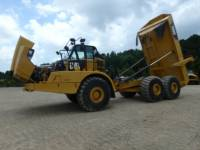 CATERPILLAR CAMINHÕES ARTICULADOS 745C equipment  photo 11