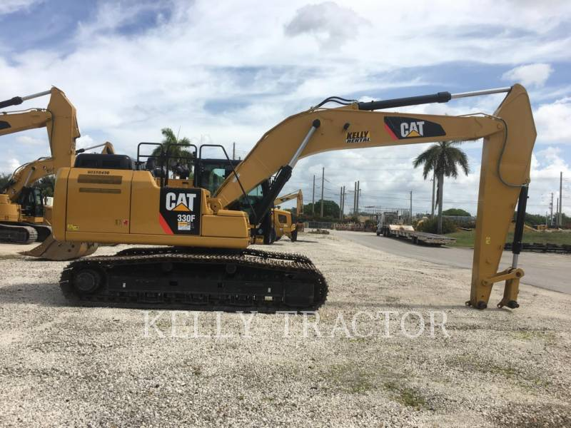 CATERPILLAR PELLES SUR CHAINES 330FL equipment  photo 6