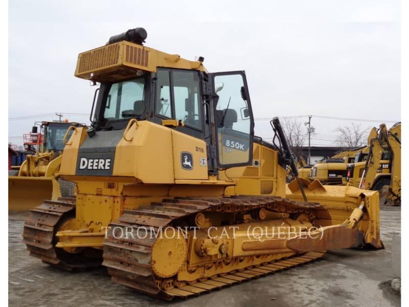 JOHN DEERE TRACTORES DE CADENAS 850K equipment  photo 1