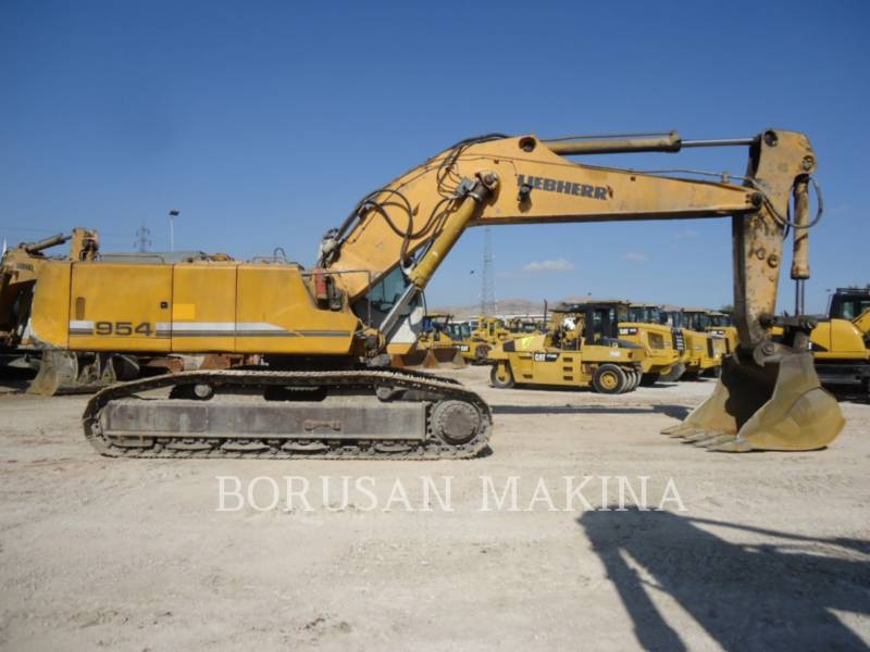 LIEBHERR MINING SHOVEL / EXCAVATOR R954C equipment  photo 1