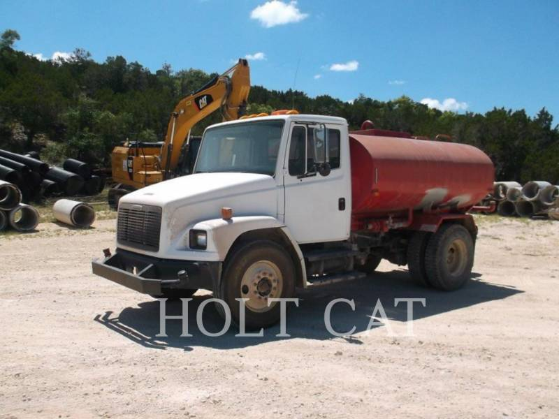 FREIGHTLINER CISTERNE APĂ WATER TRUCK equipment  photo 2