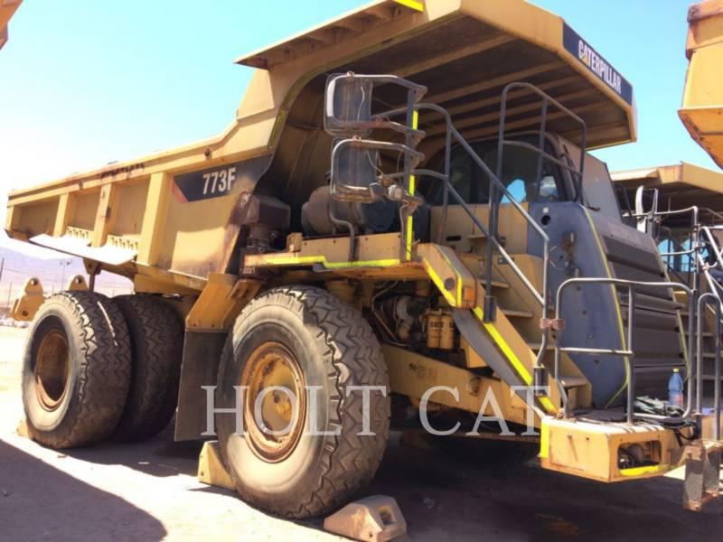 CATERPILLAR OFF HIGHWAY TRUCKS 773F equipment  photo 1