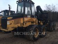 Equipment photo CATERPILLAR 574 FOREST MACHINE 1