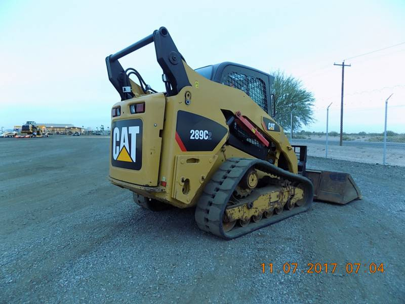CATERPILLAR CHARGEURS TOUT TERRAIN 289C2 equipment  photo 3