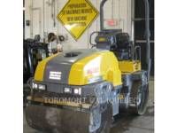 ATLAS-COPCO VIBRATORY DOUBLE DRUM ASPHALT CC1300 equipment  photo 2