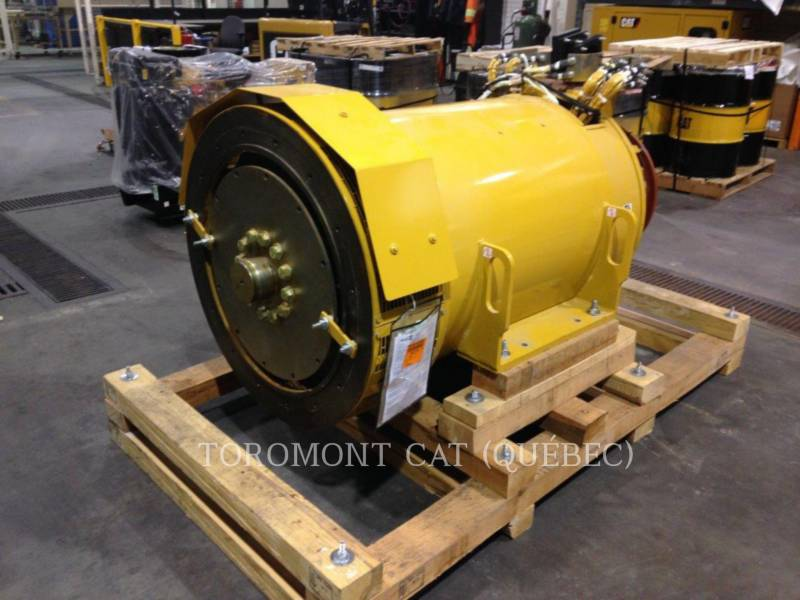 CATERPILLAR КОМПОНЕНТЫ СИСТЕМ 1500KW, 480 VOLTS, 60HZ, SR5 equipment  photo 10