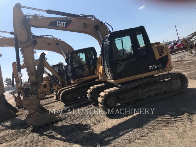 CATERPILLAR KETTEN-HYDRAULIKBAGGER 311DLRR equipment  photo 1