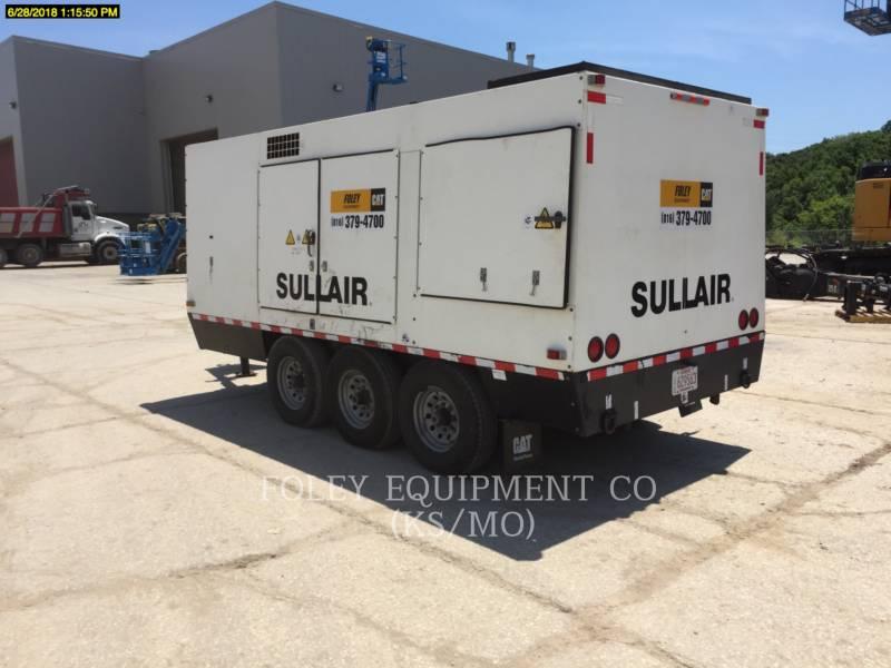 SULLAIR AIR COMPRESSOR (OBS) 1600HAFDTQ equipment  photo 3