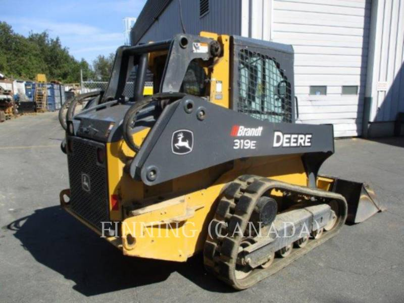 JOHN DEERE MULTI TERRAIN LOADERS 319 E equipment  photo 4
