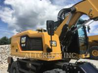 Caterpillar EXCAVATOARE PE ROŢI M318F equipment  photo 4