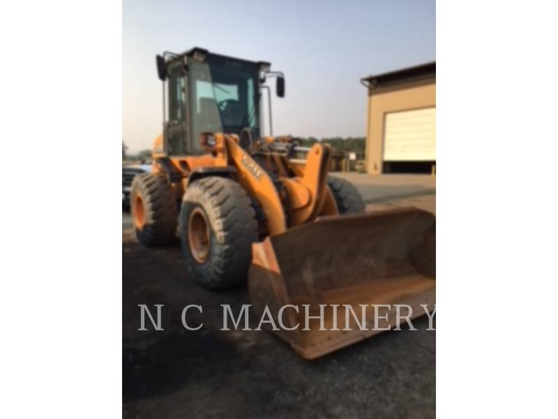 CASE WHEEL LOADERS/INTEGRATED TOOLCARRIERS 521E equipment  photo 2