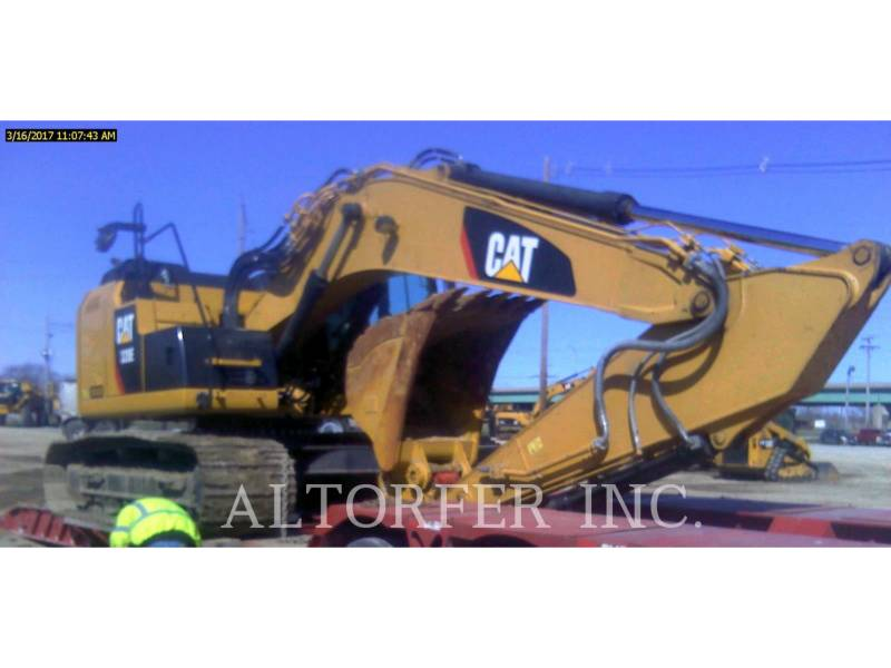 CATERPILLAR トラック油圧ショベル 320EL RR equipment  photo 1