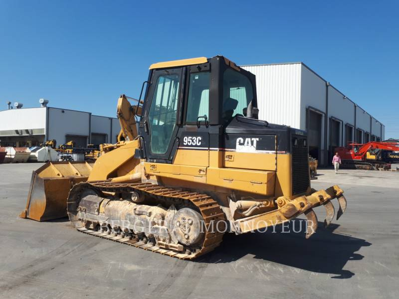 CATERPILLAR 履带式装载机 953C equipment  photo 7