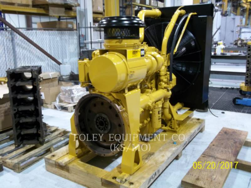 CATERPILLAR INDUSTRIAL C15IN equipment  photo 3
